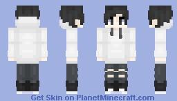 Jeff! ~Creepypasta Skin Series~ Minecraft