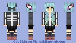 Kittie Minecraft Skin