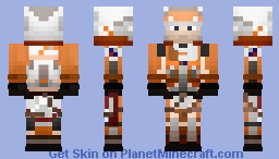 Mark Watney, Space Pirate [The Martian] Minecraft