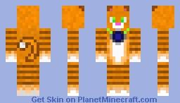 TheOcelot4000's Skin Minecraft Skin