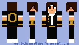 Kyo Kusanagi (KOF '94-'98) Minecraft Skin