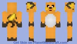 Raichu (Pokémon) Minecraft Skin