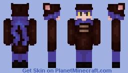 OneShot - Niko Minecraft