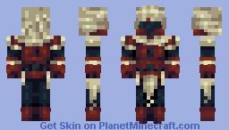 Desert Wanderer  [pbl s18 w1] Minecraft Skin