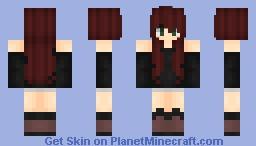 Reddd Minecraft Skin