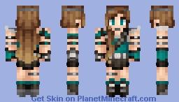 ♦ℜivanna16♦ New Personal Skin! Minecraft Skin