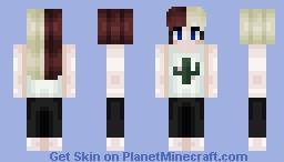 ♠︎ Gasoline ♠︎ Minecraft Skin
