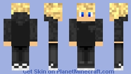 My friend made this. Minecraft Skin