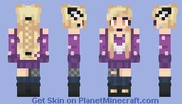 Luna Fanskin ! (Oblivion) Minecraft Skin