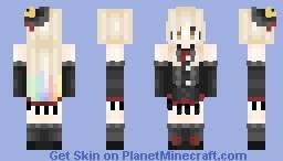 Mayu - Vocaloid - ᴹᴵᴷᴬᴺ Minecraft Skin