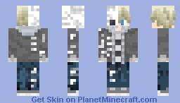 BF's skin Minecraft Skin