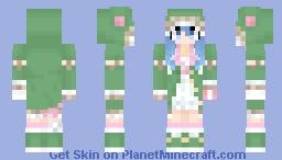 ❧ уσѕнιησ   тнє нєямιт ✗ Minecraft Skin