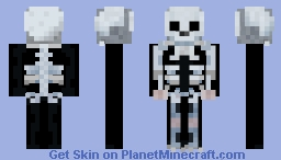 Spookyscaryskeleton Minecraft