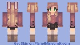 Talk Me Down Minecraft Skin