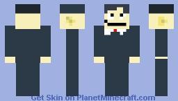 Joven disco time Skin Minecraft Skin