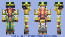 PMC Members - Gimli4Ever Minecraft Skin