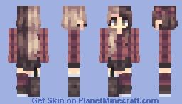 Bombs On Monday Minecraft Skin