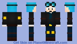 Youtuber Skins Remade: DanTDM Minecraft Skin