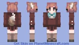 Eevee Girl! Minecraft Skin