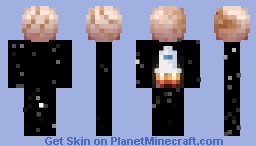 Discovery on Europa Minecraft Skin