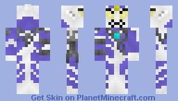 Hudra / Hydra (Ultraman Tiga's Sky &a Blast) [Utraman Tiga: The Final Odyssey] Minecraft Skin