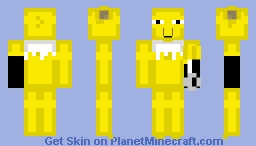 Hypno - the Kidnapper Pokemon... Minecraft Skin