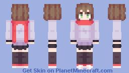 hi it's me Minecraft Skin