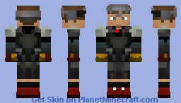 Youtuber Skins Remade: LogDotZip Minecraft Skin