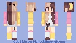 Marcelle Minecraft Skin