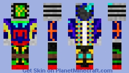 Minecrafter236 My New Skin Minecraft Skin