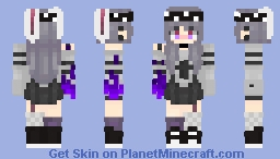 ᏰᏋᏝᏬ || ℋ𝓲𝓹𝓼𝓽𝒆𝓻 Minecraft Skin