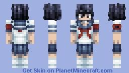 Oka Ruto [Yandere simulator]  [Other Occult members in desc.] Minecraft Skin