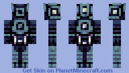 idk - PBLw2 Minecraft Skin