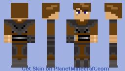 Anakin Skywalker Jedi Knight (Revenge Of The Sith III) Minecraft Skin