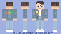 art boi Minecraft Skin