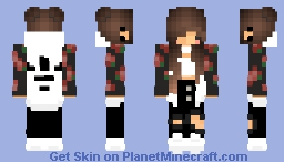 Tutushii - Furst Skin >~ Minecraft Skin