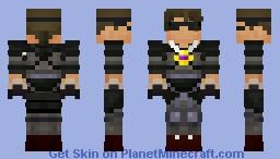 Youtuber Skins Remade: SkyDoesMinecraft Minecraft Skin