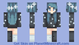 Night Sky // ST Minecraft Skin