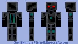 Terminus Minecraft Skin