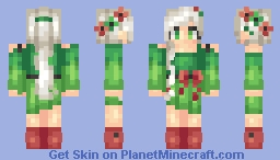 Christmassy -edited- Minecraft Skin