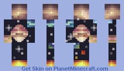 Mission P.L.U.T.O Minecraft Skin