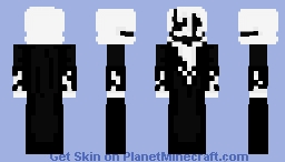 Gaster (Undertale) (Much better in preview)