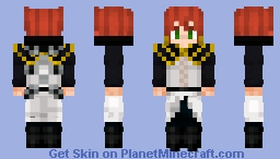 God Serena Spriggan 12 (Different color layout) Minecraft