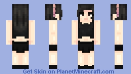 ♡ HOW TO BE A HEARTBREAKER ♡ Minecraft Skin