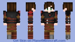 Hiccup - Httyd2 Minecraft
