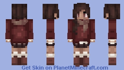 This is what I've been reduced to [I'm leaving] Minecraft Skin