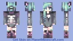 Nya Minecraft Skin