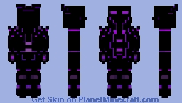 Robot/Futuristic Enderman