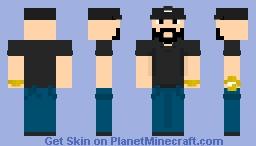 Keemstar | This Year On Earth -Skin Contest Minecraft Skin