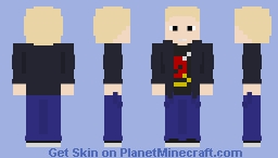 Misha (This Year On Earth - Skin Contest) Minecraft Skin